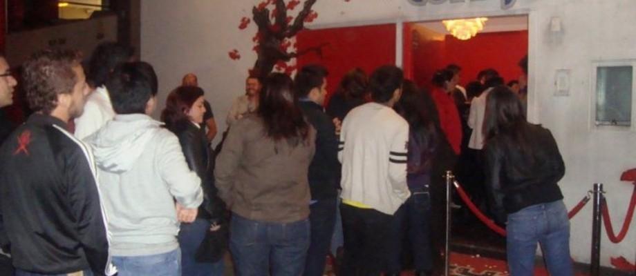 Tokyo Lounge entrada. Fuente: skyscraperlife.com por Ppe1